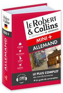 LE ROBERT & COLLINS MINI + ALLEMAND NC